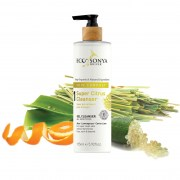 EBSD Super Citrus Cleanser with Ingredients